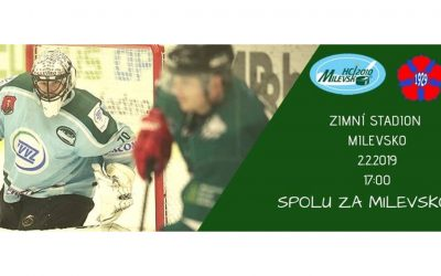 HC Milevsko 2010 – OHL Spartak Soběslav