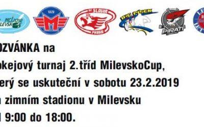 Turnaj 2. třídy MilevskoCup