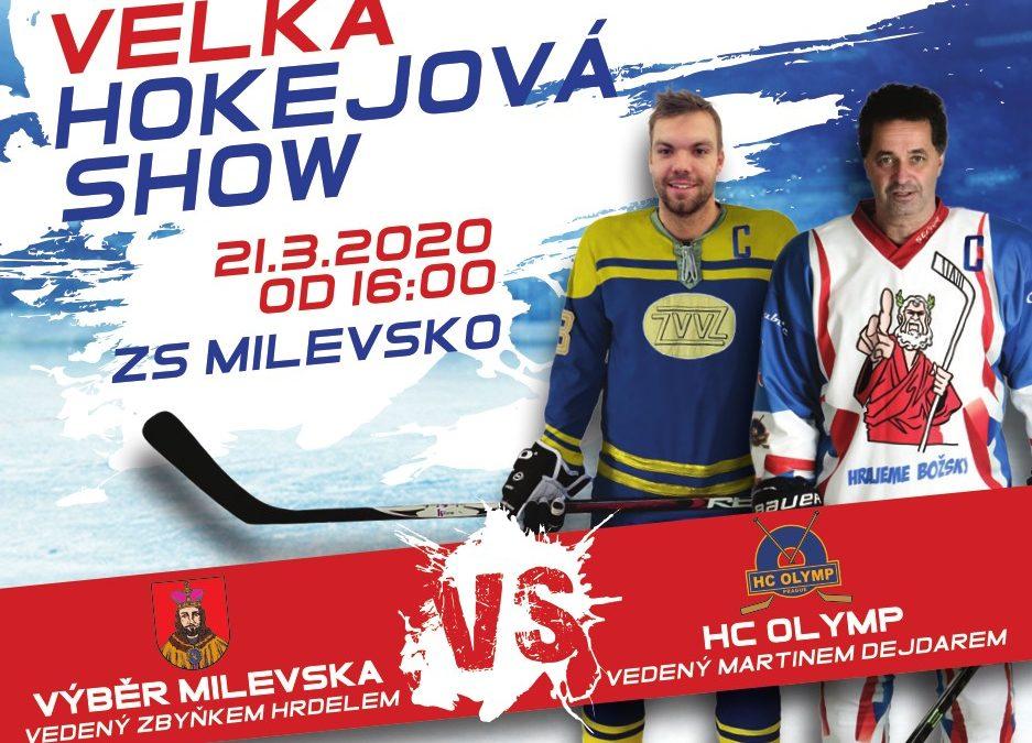 Velká hokejová show