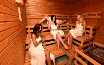Zahájení saunové sezóny 30.9.2021